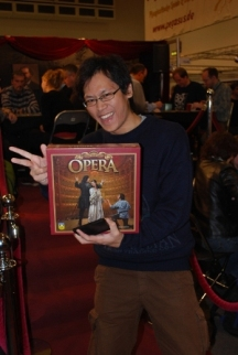 The last buyer of Opera during SPIEL '09