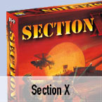 Bordspel Section X